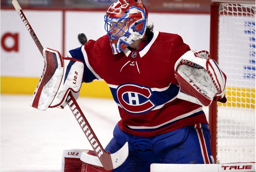 Canadiens goalie Carey Price had allowed five goals in four of his 12 starts this season heading into Tuesday night's game against the Ottawa Senators at the Bell Centre.