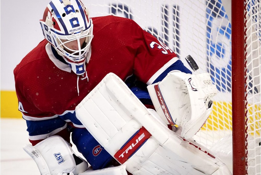 Canadiens goalie Jake Allen has a 4-2-2 record, a 2.12 goals-against average and a .929 save percentage heading into Thursday night's game against the Winnipeg Jets at the Bell Centre.