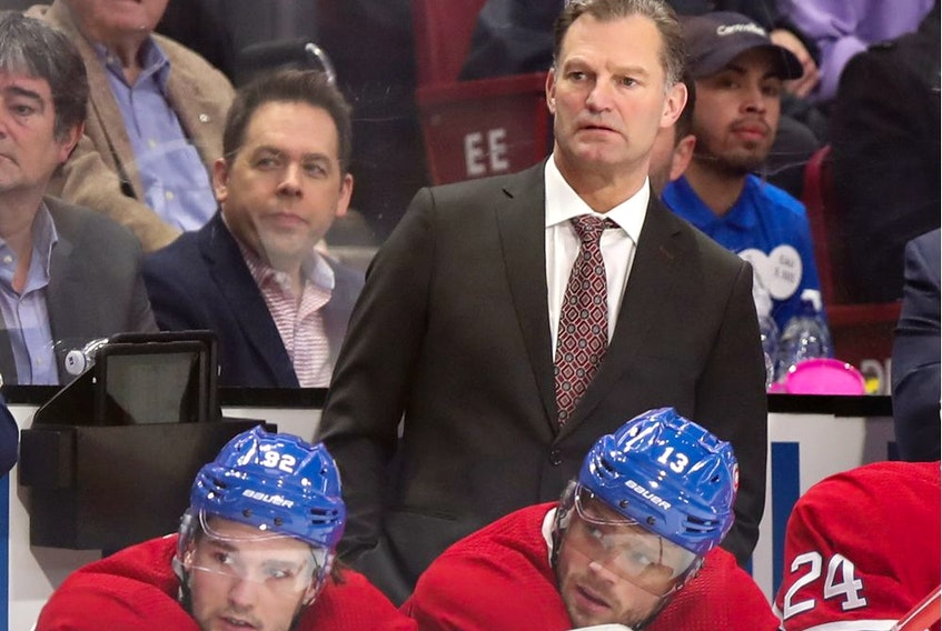With Claude Julien missing the series for health reasons, associate coach Kirk Muller steps into the top role.
