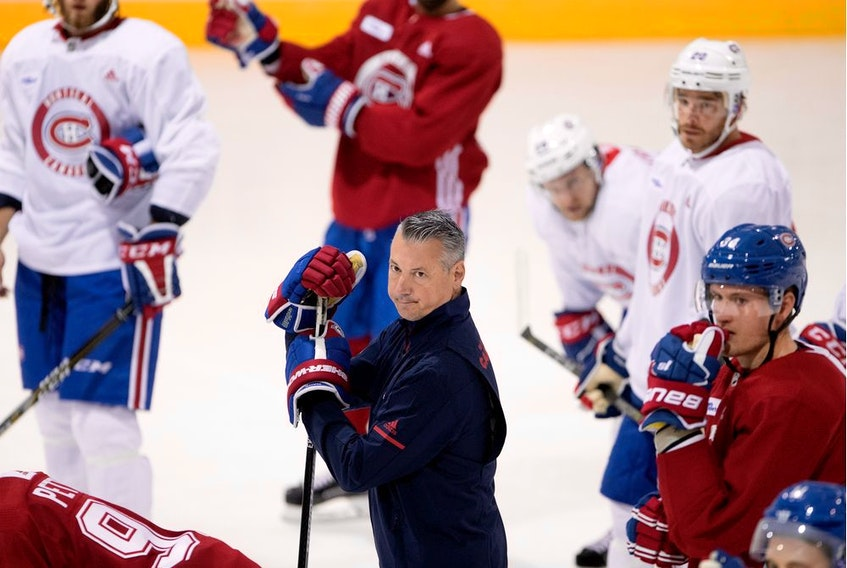 Veteran goalie coach Stéphane Waite said he was blindsided by general manager Marc Bergevin's decision to fire him Tuesday night.