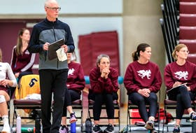 MacEwan University women's Griffins volleyball coach Ken Briggs saw any chance of a 2020-21 season dissolve with Canada West's decision to cancel the rest of the school year due to COVID-19 concerns.
