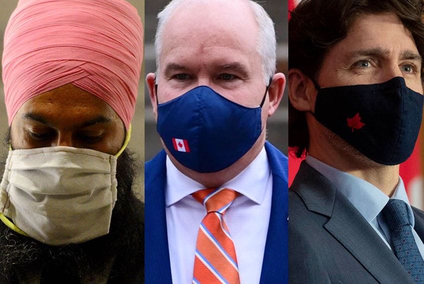 Many Canadians say they feel politically homeless.