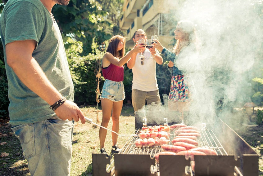 A summer vacation at home can be both thrifty and lots of fun.