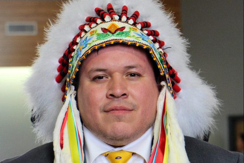 Southern Chiefs' Organization Grand Chief Jerry Daniels.