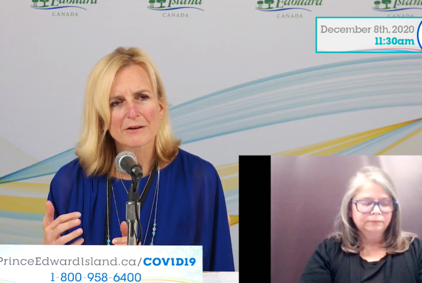 Dr. Heather Morrison urged 20-29 year-olds with symptoms of COVID-19 and individuals with multiple roommates or who work in crowded settings to be tested.