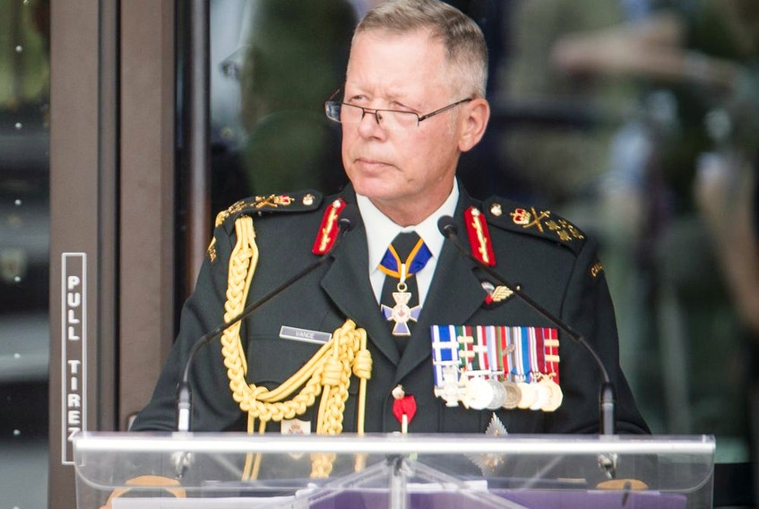 Gen. Jon Vance's alleged inappropriate behaviour with lower-ranked female officers has now focused attention on Defence Minister Harjit Sajjan and his response in the case.