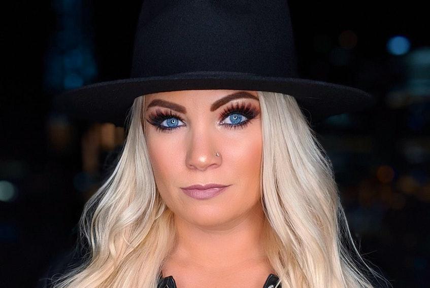 Australian singer-songwriter Hayley Jenson.