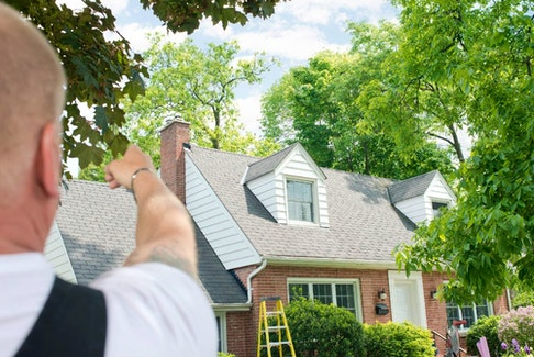 """Mike Holmes advice: """"Take one last look at your roof before winter hits."""""""