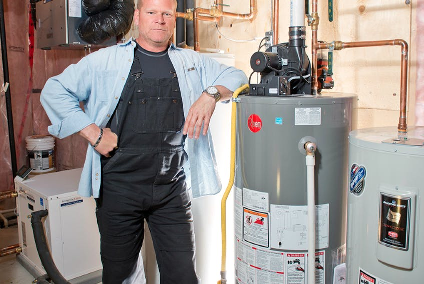 Look for signs of leaks around fixtures, faucets,and appliances, Mike Holmes advises.