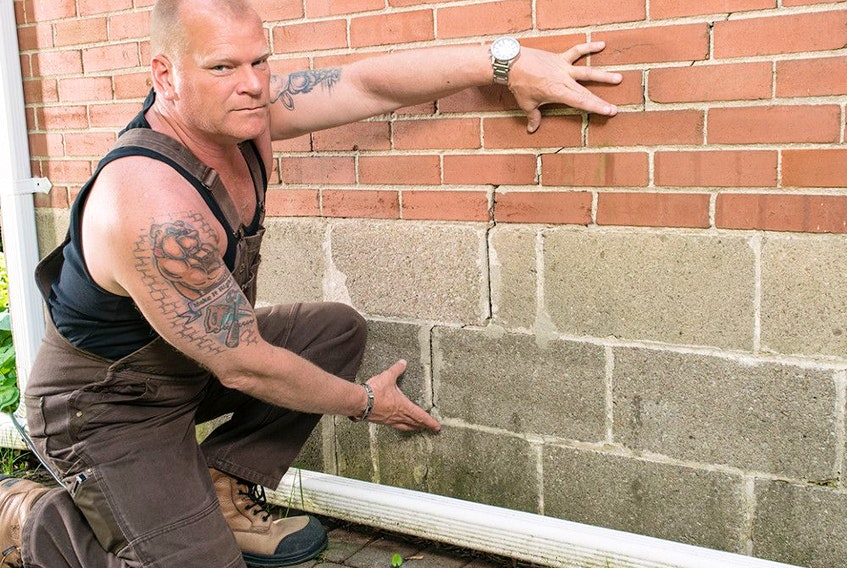 Address structural problems before the season turns cold, Mike Holmes advises.