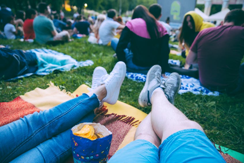 Victoria Park will be showing free movies and hosting a free concert again this year.