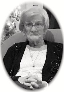 Shirley Mae Adams
