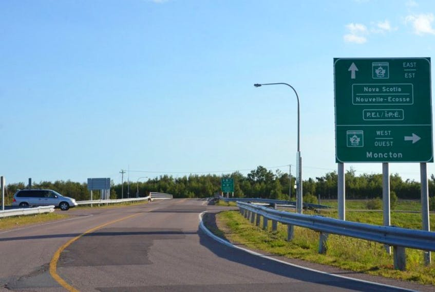 Exit 506 in Sackville is due for a makeover as the Town gets set to make some beautification upgrades. But at least it gives us a start on the beautification at Exit 506.