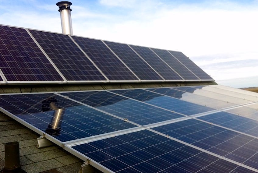 Fundy Solar of Sackville will be one of the vendors and presenters on hand at the Sustainable Home Show this Saturday.