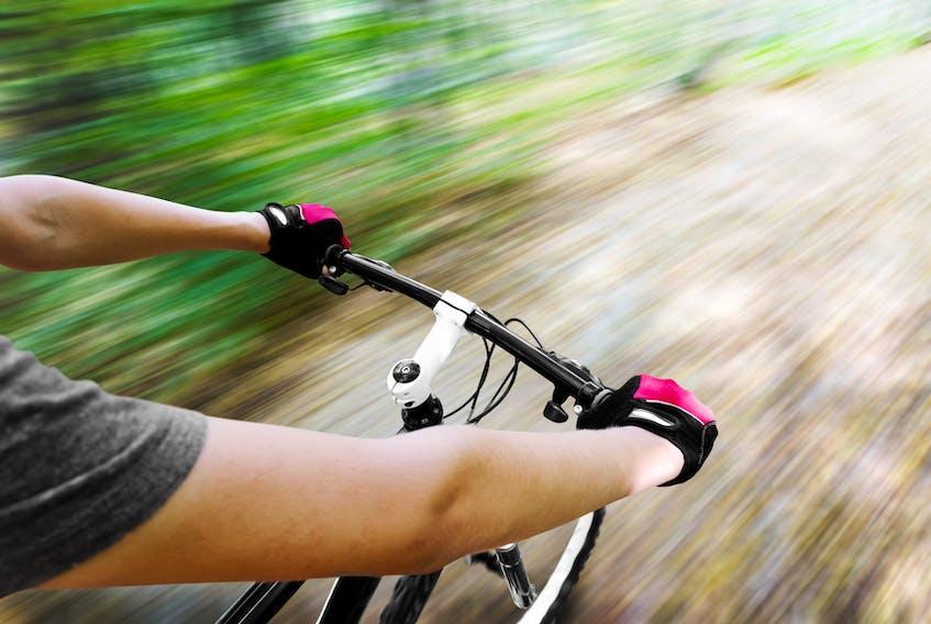 Mountain Bike - Stock