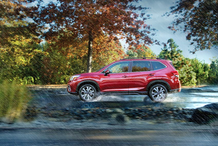 The 2019 Subaru Forester is more refined, better looking and laced with significant safety features. - Subaru