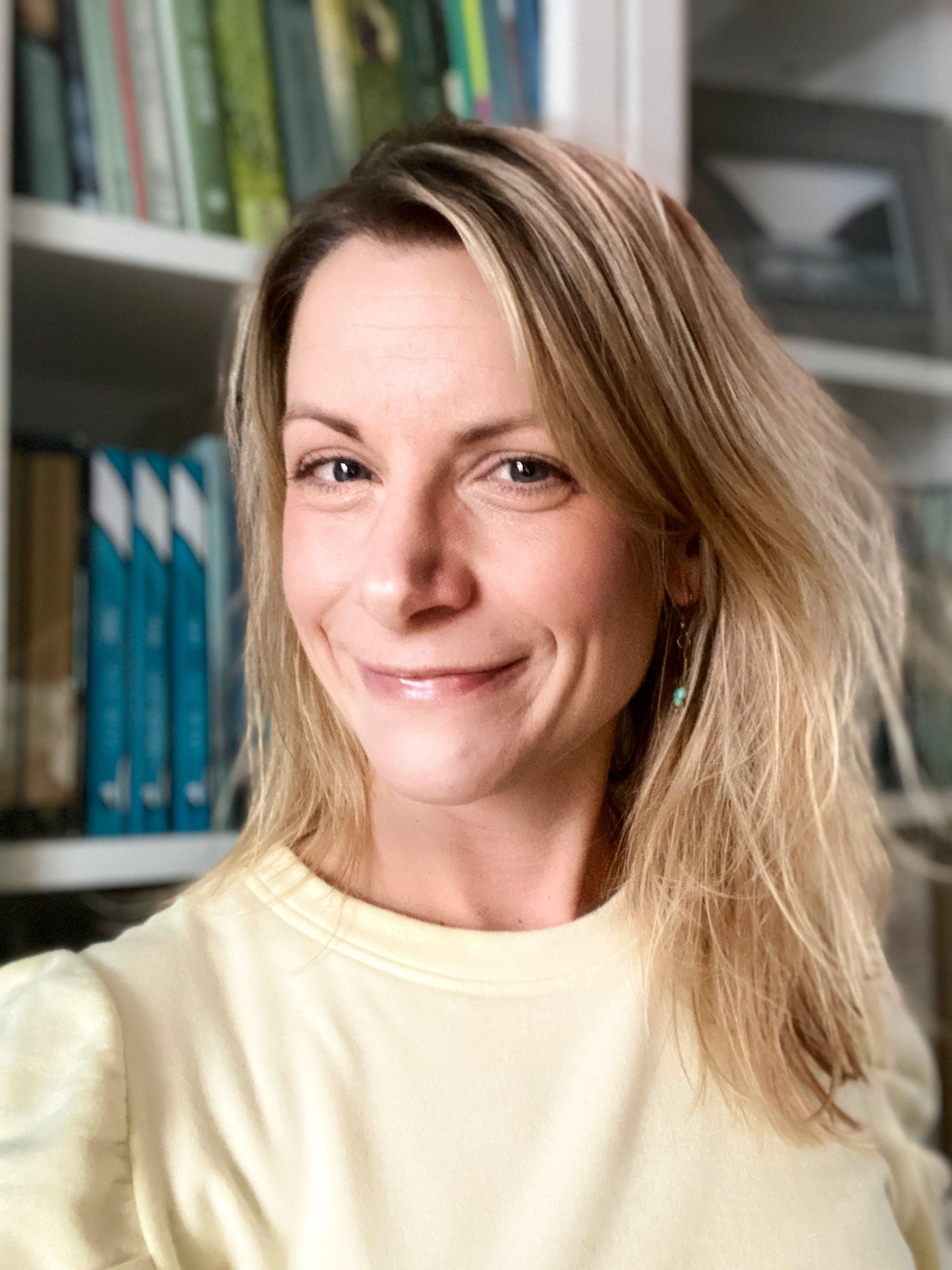 """St. John's author Heidi Wicks has earned high praise for her debut novel, """"Melt."""""""