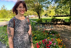 Jamieson recently vacated her Ward 2 city council seat to accept a position as program manager with a national housing organization. -JUANITA MERCER/THE TELEGRAM
