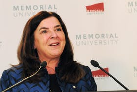 Vianne Timmons is the 13th president and vice-chancellor of Memorial University. — TELEGRAM FILE PHOTO