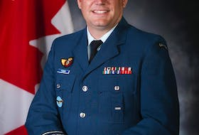 Lt.-Col. Guy Parisien took over command of 5 Wing Goose Bay in August. - COURTESY OF THE CANADIAN ARMED FORCES