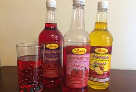 Purity Syrup is a Newfoundland Christmastime staple and can be served in a variety of ways.