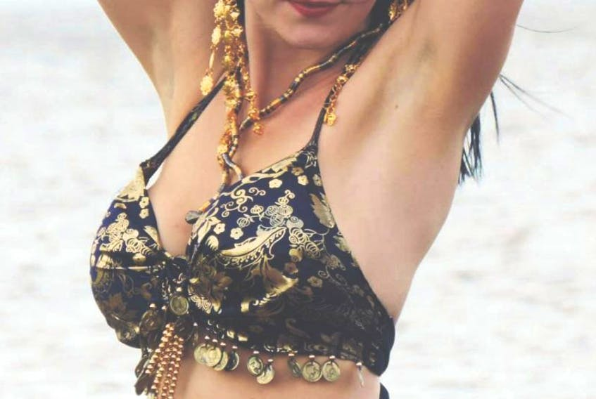 Belly dance instructor Amy Amierah has been teaching island women the art of belly dance for the past few months in Charlottetown.