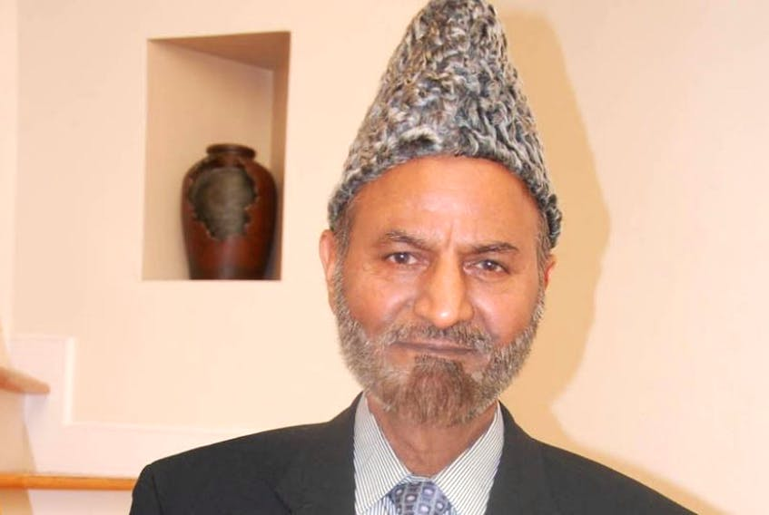Lal Khan Malik, national president of the Ahmadiyya Muslim Jam'at of Canada, says the group's motto is ''Love for All, Hatred for None.''