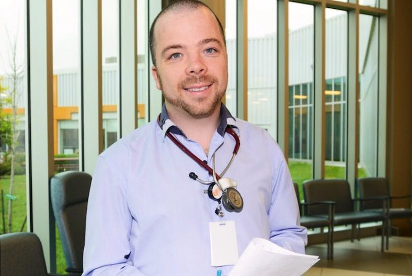 Dr. Cian Ó Móráinrelocated to P.E.I. from Ireland to take over the practice of Dr. Ed Pineau in Rustico and surrounding communities.