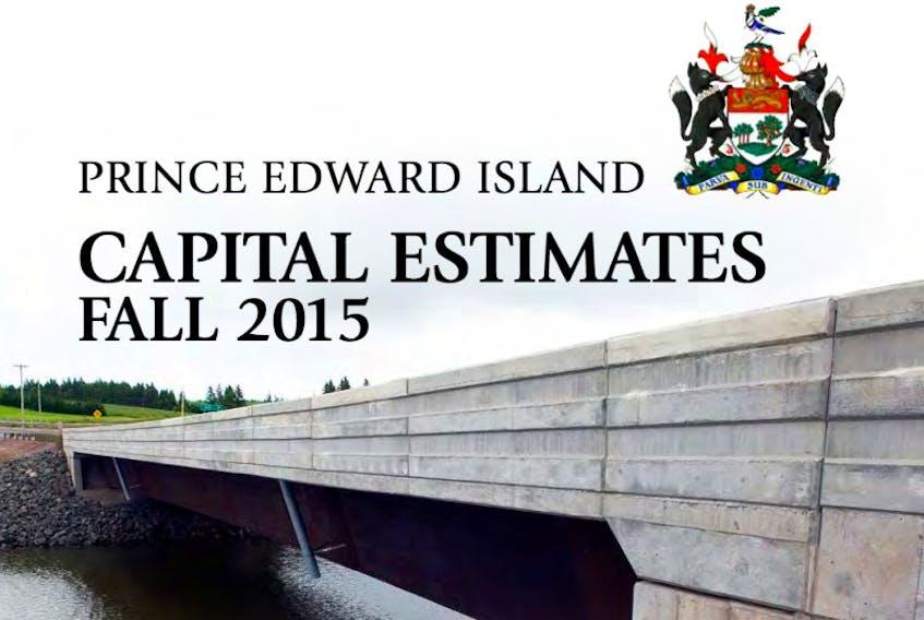 The Prince Edward Island 2016-17 capital budget was released Nov. 18, 2015.