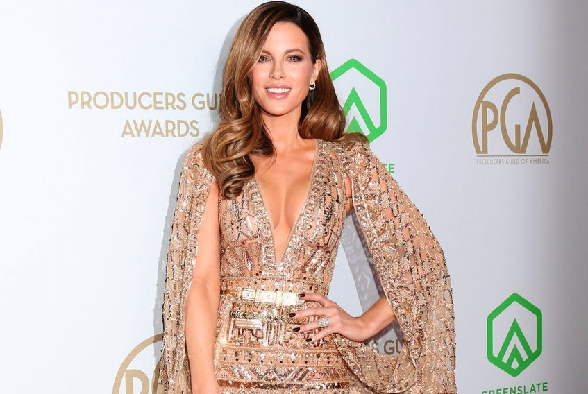 2020 PGA Awards at the Hollywood Palladium on January 18, 2020 in Los Angeles, CA  Featuring: Kate Beckinsale Where: Los Angeles, California, United States When: 19 Jan 2020 Credit: Nicky Nelson/WENN.com ORG XMIT: wenn37553045