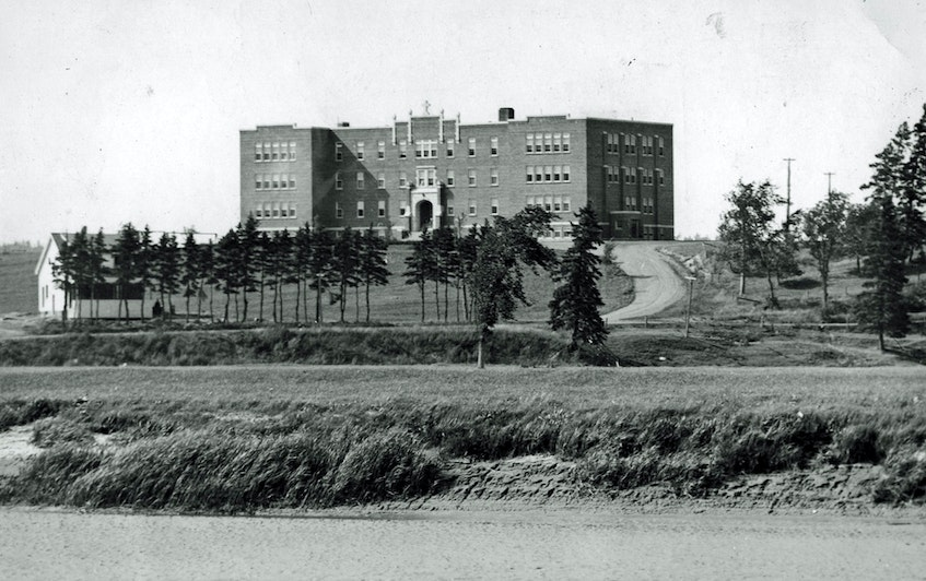 The Shubenacadie Residential School was opened in 1930 and housed Indigenous children from the three Maritime provinces. It was closed in 1967. - Herald file photo