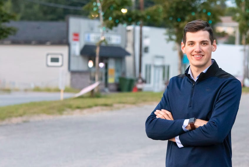 Brett Langdon doesn't think his young age will be a factor as he represents the people of Deer Lake on the new town council.