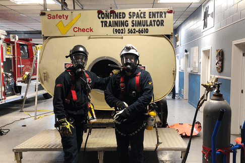 Safety Check specializes in confined space safety training but offers a number of other occupational training courses. PHOTO CREDIT: Contributed