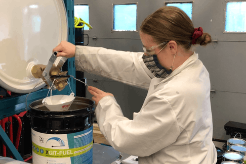 GIT's innovative and non-toxic coating for marine vessels will help save marine life, prevent corrosion on vessels, and is a better option for the ocean environment.  PHOTO CREDIT: Contributed