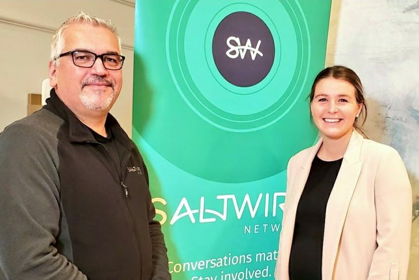 Host Scott Squires talks to Alexis Miller about the Professional Women's Hockey Players Association.
