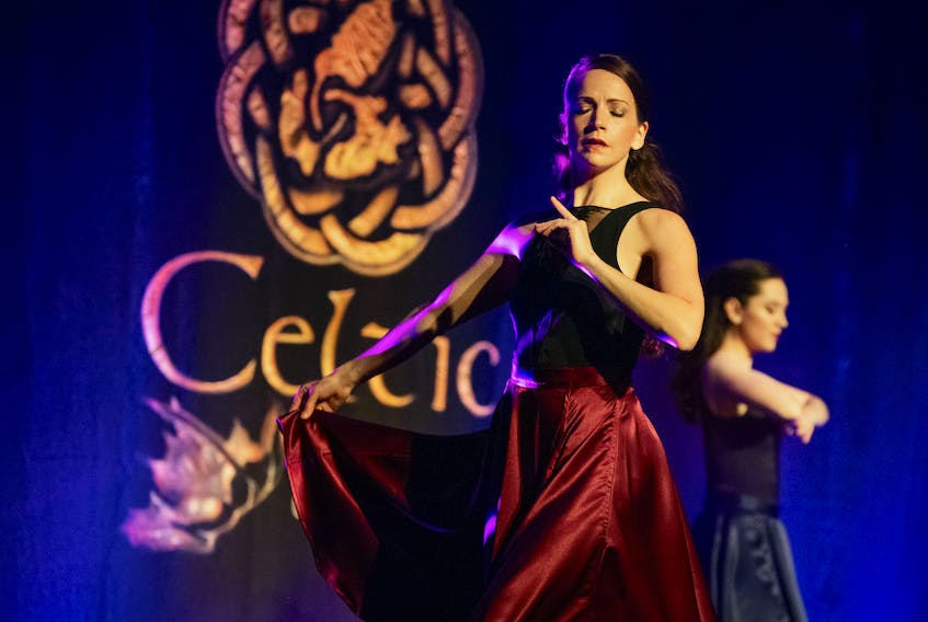 Dance dance, wherever you may be. If you're a fan of Cape Breton-style step-dancing and the music that goes along with it, don't miss Friday night's Celtic Colours livestream of the Close to the Floor. Contributed