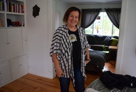 """Kay Whittaker started """"Vegan Truro"""" trying to figure out the options of places to eat in her new community."""