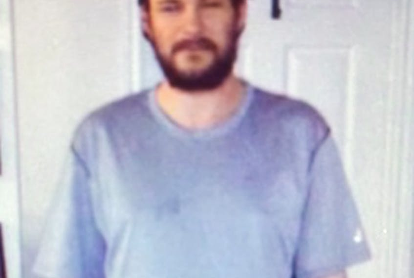 Cape Breton Regional Police are searching for Justin Rose of Glace Bay who was last seen on Thursday, Oct. 7 at noon.