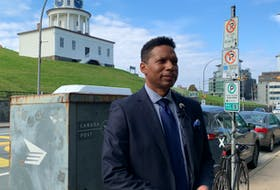 Dwayne Provo, associate deputy minister for the Office of African Nova Scotian Affairs, said he's excited to start his new role.