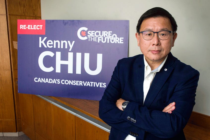 Former MP Kenny Chiu, who was defeated in the 2021 election, said the Conservatives' stance on China is part of its longstanding tradition of standing up for human rights in other countries.