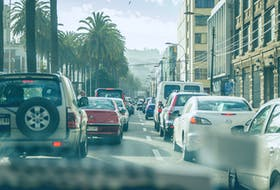 In slow or stop-and-start traffic, a lack of air flow around the vehicle will make conditions for more conducive vapour lock conditions.  Alvaro Reyes photo/Unsplash