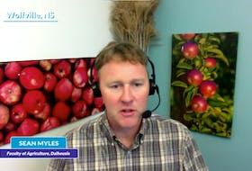 Sheldon MacLeod speaks with Sean Myles of Dalhousie University's Faculty of Agriculture.