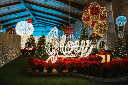 A fairytale-themed Glow Gardens will run from Nov. 24 through Jan. 2 at Halifax Exhibition Centre. PHOTO CREDIT: Dylaina Gollub Photography
