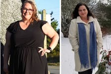 Victoria Lomond, left, and Rebecca Taylor are the candidates for the District 10 special election in Colchester County.