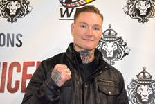 Ryan Rozicki of Sydney Forks will challenge Oscar Rivas in a 12-round main event match for the inaugural World Boxing Council Bridgerweight Championship of the World on Oct. 22 at Olympia Theatre in Montreal. CAPE BRETON POST FILE