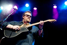 J.P. Cormier will be playing Nov. 12 and 13 at the Sea-Esta in Canning. Contributed photo.