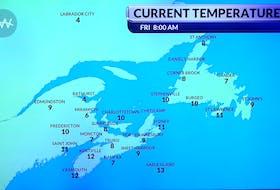 Atlantic regional forecast: Oct. 15, 2021