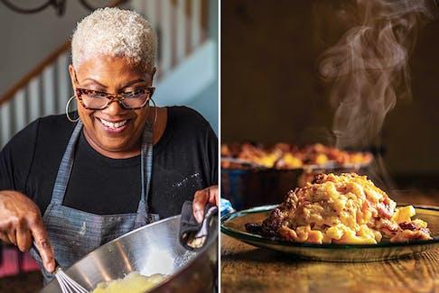 In The Twisted Soul Cookbook, award-winning Atlanta chef Deborah VanTrece shares her take on soul food.