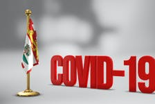 P.E.I. is reporting three new cases of COVID-19 on Friday, Oct. 15, moving the provincial active case count to seven.