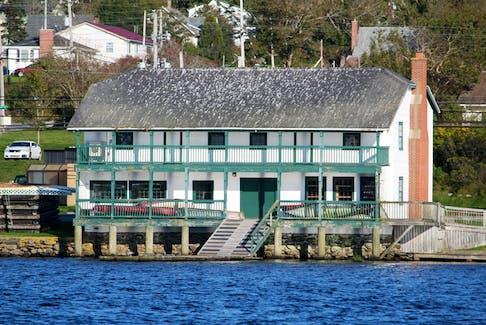 The Lake Milo Boat Club. CARLA ALLEN • TRI-COUNTY VANGUARD